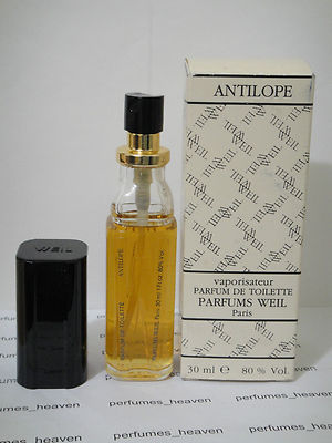 ANTILOPE WEIL PARFUM DE TOILETTE - Click Image to Close