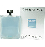CHROME cologne
