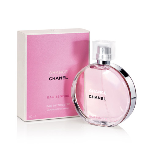 Chanel Chance Tender Perfume
