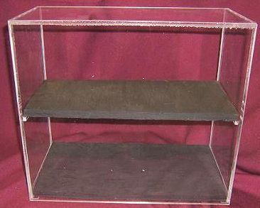 Medium Oil Display Case No Divider Inserts